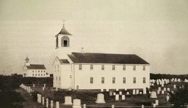 1827 Meetinghouse Photo