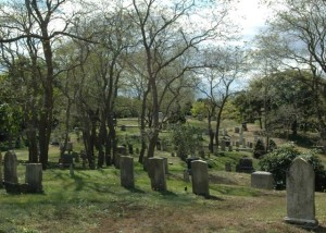Snow Cemetery from Entrance, Looking Southwest